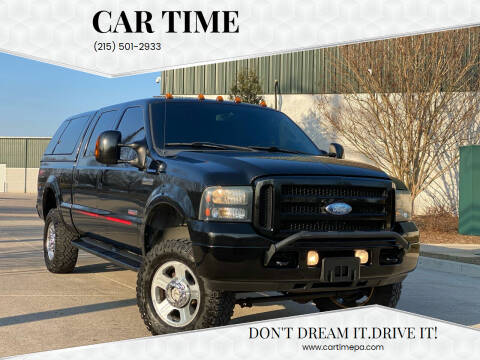 2007 Ford F-350 Super Duty for sale at Car Time in Philadelphia PA