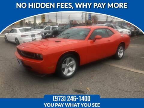 2010 Dodge Challenger for sale at Route 46 Auto Sales Inc in Lodi NJ