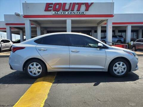 2019 Hyundai Accent for sale at EQUITY AUTO CENTER in Phoenix AZ