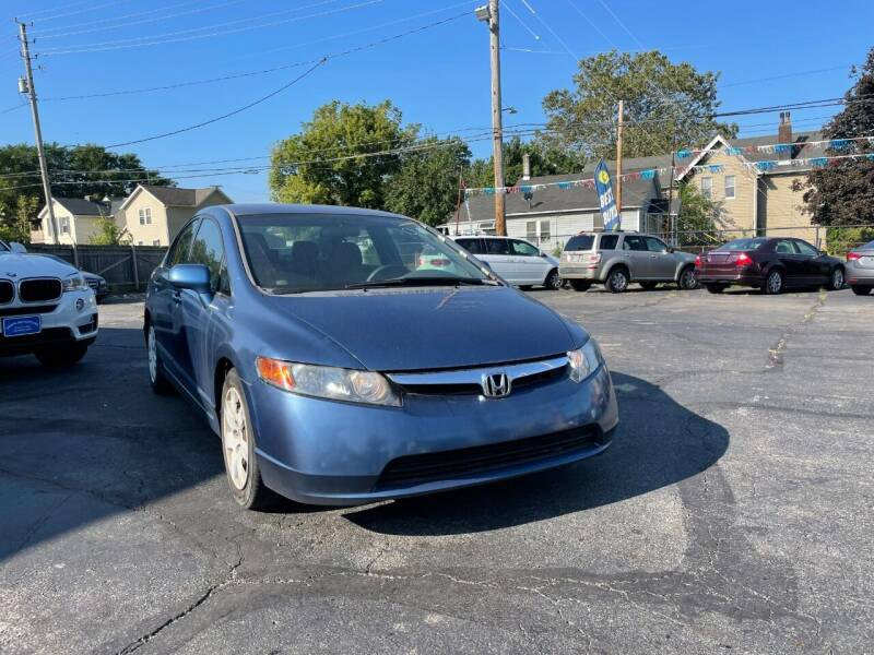 2006 Honda Civic for sale at Union Motor Cars Inc in Cleveland OH
