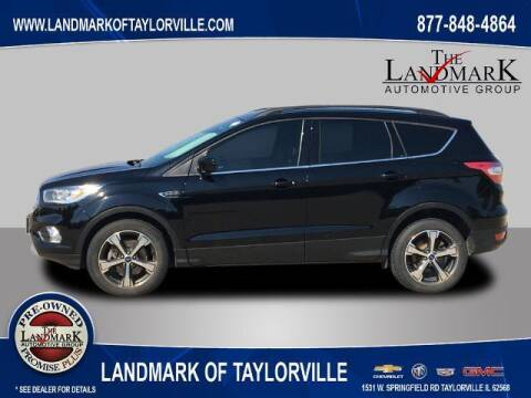 2018 Ford Escape for sale at LANDMARK OF TAYLORVILLE in Taylorville IL