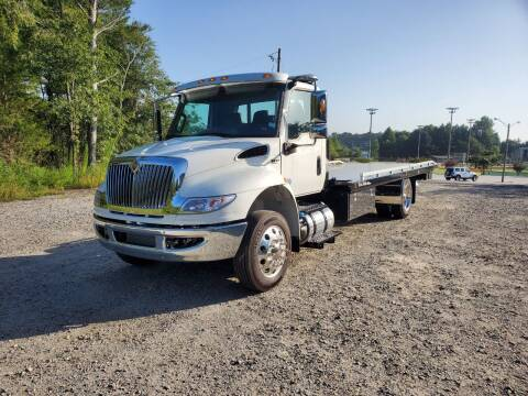 2020 International MV for sale at Deep South Wrecker Sales in Loganville GA
