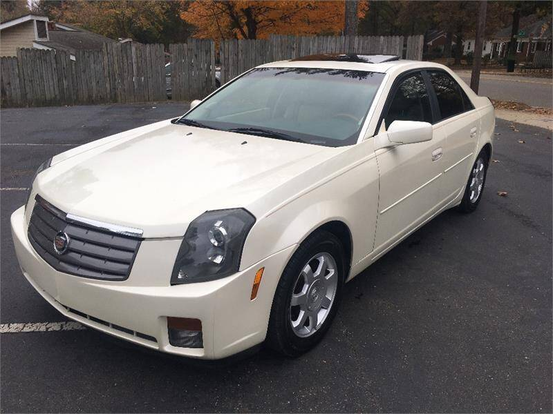 2004 Cadillac CTS for sale at Deme Motors in Raleigh NC