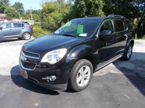2013 Chevrolet Equinox for sale at Careys Auto Sales in Rutland VT