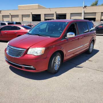 2013 Chrysler Town and Country for sale at TJ Motors in Las Vegas NV