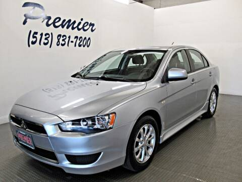 2012 Mitsubishi Lancer for sale at Premier Automotive Group in Milford OH