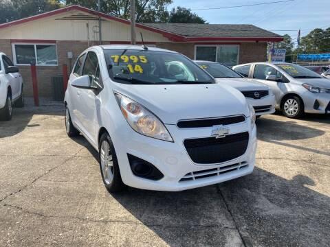 2014 Chevrolet Spark for sale at Port City Auto Sales in Baton Rouge LA