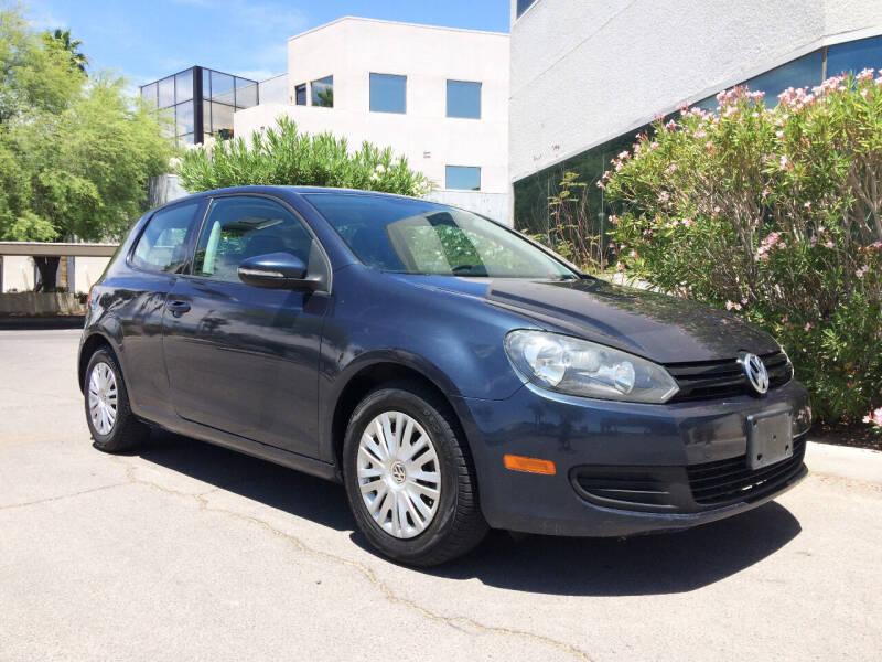 2011 Volkswagen Golf for sale at Nevada Credit Save in Las Vegas NV