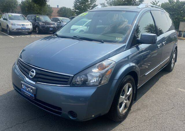 2009 Nissan Quest for sale at SOUTH AMERICA MOTORS in Sterling VA
