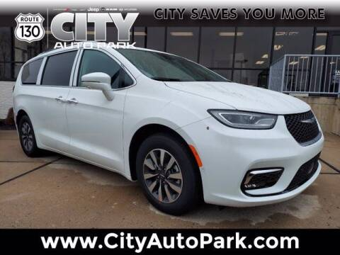2021 Chrysler Pacifica Hybrid for sale at City Auto Park in Burlington NJ