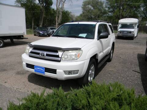 2005 Toyota 4Runner for sale at Cimino Auto Sales in Fountain CO