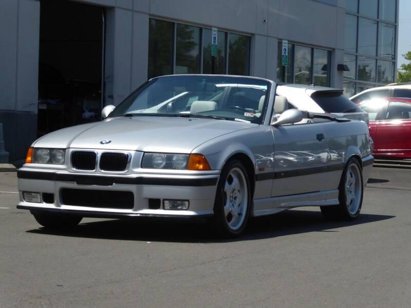 1999 BMW M3 for sale at Loudoun Used Cars - LOUDOUN MOTOR CARS in Chantilly VA