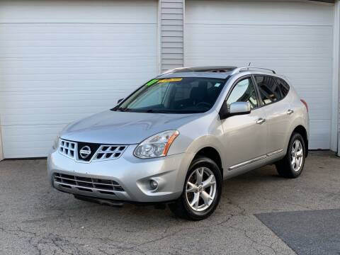2011 Nissan Rogue for sale at Eagle Auto Sales LLC in Holbrook MA
