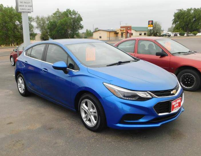 2017 Chevrolet Cruze for sale at Will Deal Auto & Rv Sales in Great Falls MT