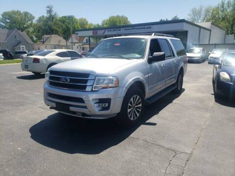 2015 Ford Expedition EL for sale at JC Auto Sales in Belleville IL