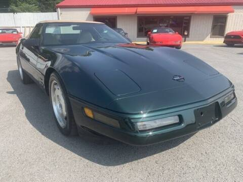 1994 Chevrolet Corvette for sale at Parks Motor Sales in Columbia TN