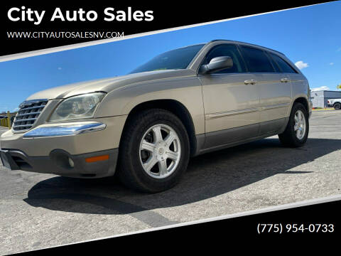 2004 Chrysler Pacifica for sale at City Auto Sales in Sparks NV
