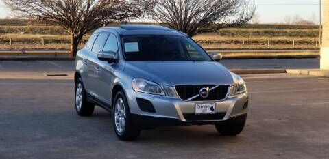 2013 Volvo XC60 for sale at America's Auto Financial in Houston TX