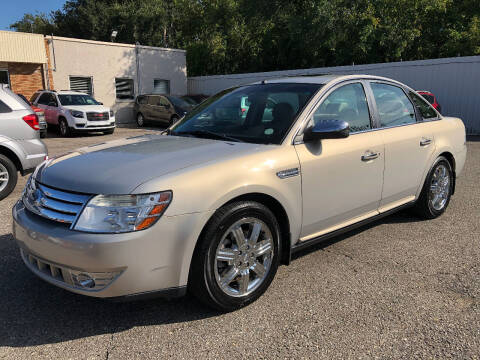 2009 Ford Taurus for sale at SKY AUTO SALES in Detroit MI