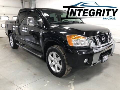 2008 Nissan Titan for sale at Integrity Motors, Inc. in Fond Du Lac WI