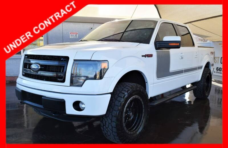2013 Ford F-150 for sale at 1st Class Motors in Phoenix AZ