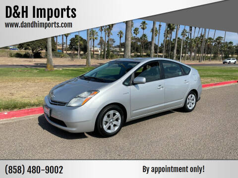 2008 Toyota Prius for sale at D&H Imports in San Diego CA
