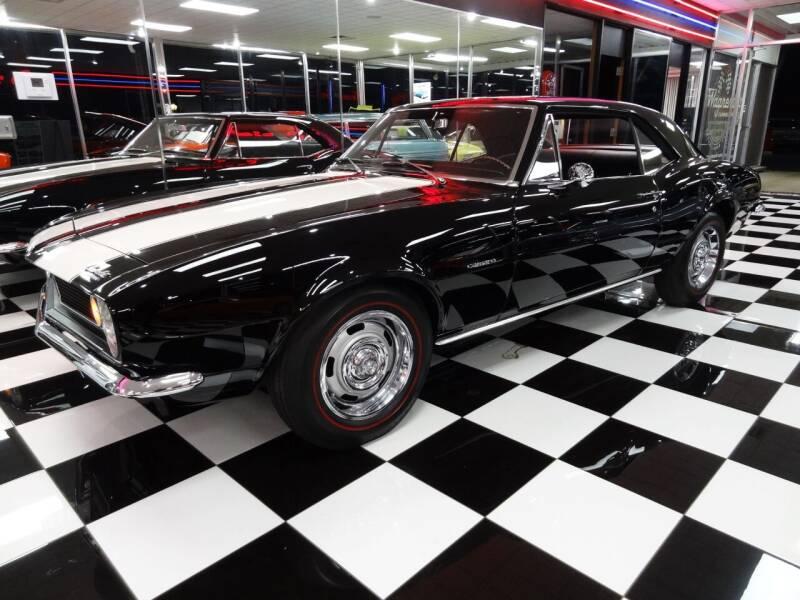 1967 Chevrolet Camaro for sale at Wagner's Classic Cars in Bonner Springs KS
