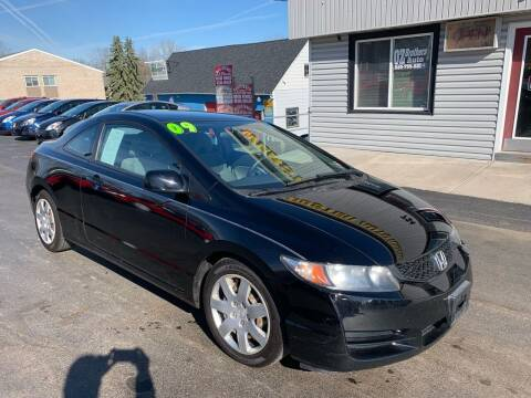 2009 Honda Civic for sale at OZ BROTHERS AUTO in Webster NY
