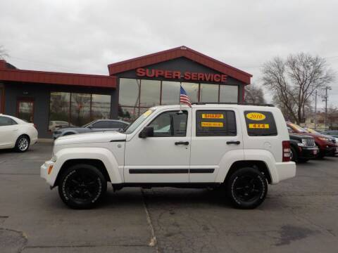 2010 Jeep Liberty for sale at Super Service Used Cars in Milwaukee WI