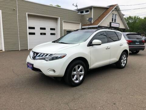 2010 Nissan Murano for sale at Prime Auto LLC in Bethany CT