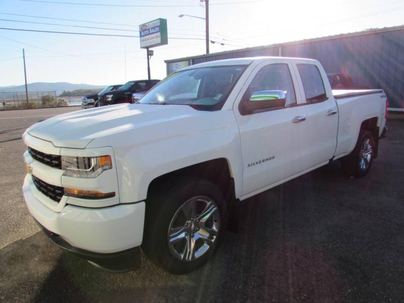 2017 Chevrolet Silverado 1500 for sale at 101 Budget Auto Sales in Coos Bay OR