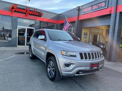 2015 Jeep Grand Cherokee for sale at Goodfella's  Motor Company in Tacoma WA