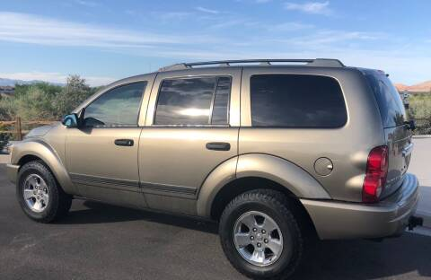 2006 Dodge Durango for sale at GEM Motorcars in Henderson NV