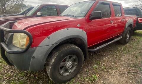 2003 Nissan Frontier for sale at Ody's Autos in Houston TX