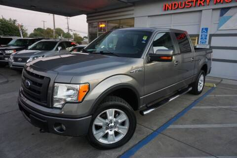 2010 Ford F-150 for sale at Industry Motors in Sacramento CA