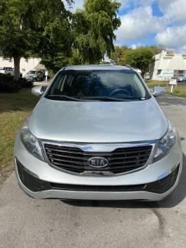 2012 Kia Sportage for sale at Roadmaster Auto Sales in Pompano Beach FL