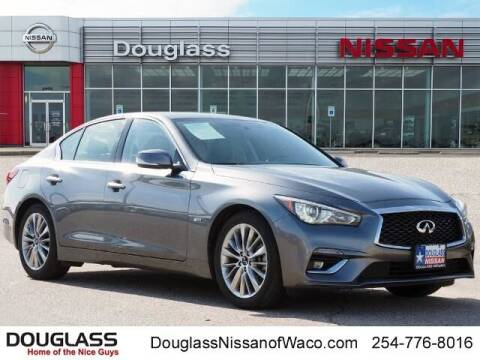 2020 Infiniti Q50 for sale at Douglass Automotive Group - Douglas Nissan in Waco TX