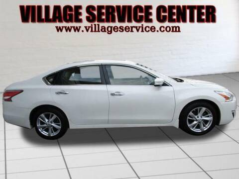 2015 Nissan Altima for sale at VILLAGE SERVICE CENTER in Penns Creek PA