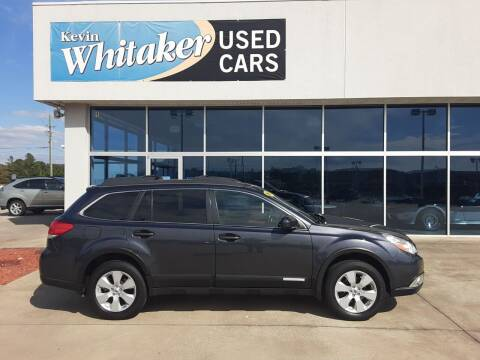 2012 Subaru Outback for sale at Kevin Whitaker Used Cars in Travelers Rest SC