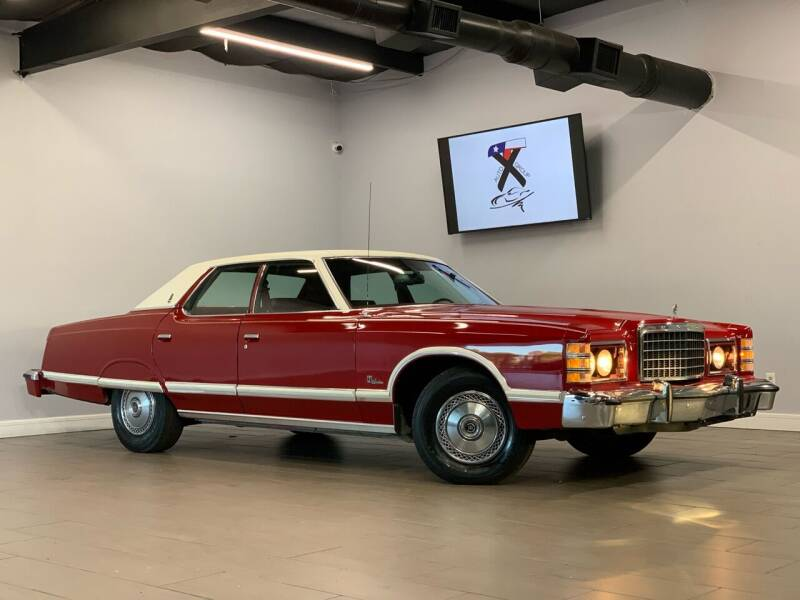 1978 Ford LTD for sale at TX Auto Group in Houston TX