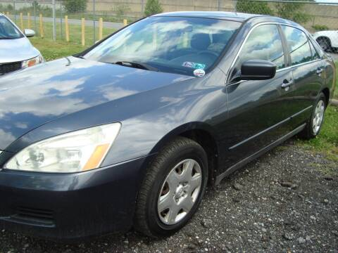 2006 Honda Accord for sale at Branch Avenue Auto Auction in Clinton MD