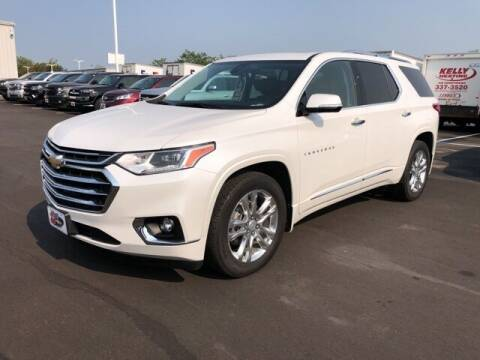 2018 Chevrolet Traverse for sale at Karl Pre-Owned in Glidden IA