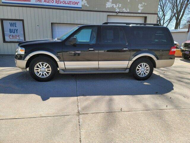 2009 Ford Expedition EL for sale at Rev Auto in Clarion IA