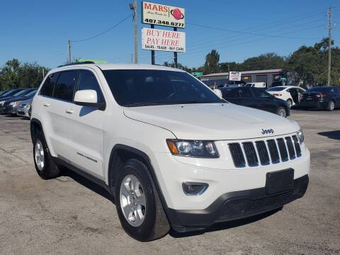 2015 Jeep Grand Cherokee for sale at Mars auto trade llc in Kissimmee FL