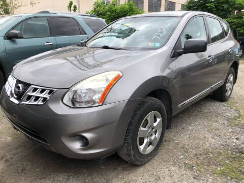 2011 Nissan Rogue for sale at Philadelphia Public Auto Auction in Philadelphia PA