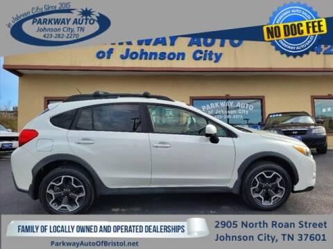 2014 Subaru XV Crosstrek for sale at PARKWAY AUTO SALES OF BRISTOL - PARKWAY AUTO JOHNSON CITY in Johnson City TN