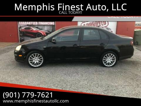 2009 Volkswagen Jetta for sale at Memphis Finest Auto, LLC in Memphis TN