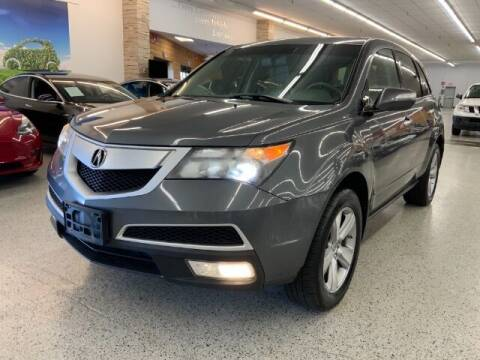 2011 Acura MDX for sale at Dixie Imports in Fairfield OH