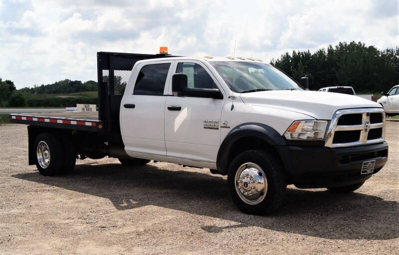 2013 RAM Ram Chassis 5500 for sale at KA Commercial Trucks, LLC in Dassel MN