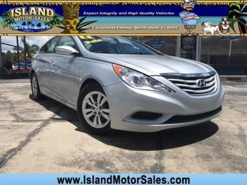 2011 Hyundai Sonata for sale at Island Motor Sales Inc. in Merritt Island FL
